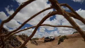 Dakar cancelado devido às condições climatéricas extremas