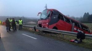 """""""Estavam 32 portugueses dentro do autocarro"""""""