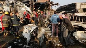 Pelo menos 11 mortos em atentado no Iraque