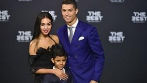 Ronaldo pai de gémeos sem mãe