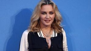 """Madonna diz estar """"presa num pesadelo"""""""