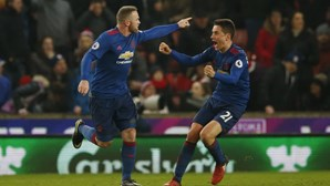 Rooney honrado por ser o melhor marcador de sempre do Man. United