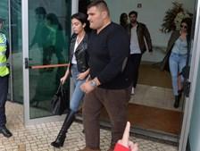 Georgina chega à Madeira