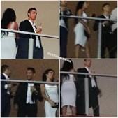 Ronaldo com a namorada Georgina