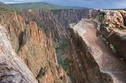 Black Canyon of the Gunnison  é uma surpresa