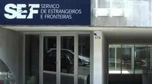 Serviços de Estrangeiros e Fronteiras