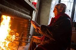 Evitar o risco de incêndio ou intoxicação por braseiras