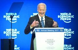 Joe Biden considerou a Rússia de Putin a maior ameaça à ordem internacional, ao projeto europeu e às democracias