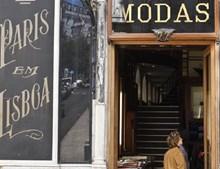 A Loja Paris, em Lisboa