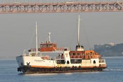 Barco da Transtejo
