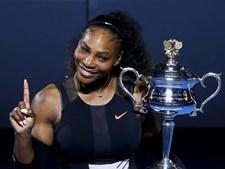 Serena Williams venceu torneio da Austrália o bater a irmã, Serena