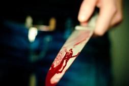 Ataque com faca