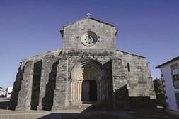 Igreja de São  Pedro de Rates foi construída no século XII