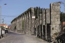 Aqueduto servia para levar água até Vila do Conde