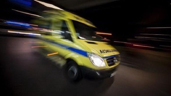 Despiste faz dois feridos graves obriga a corte da EN201 em Valença
