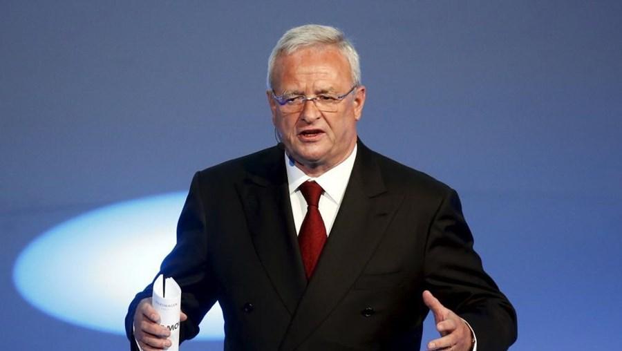 Martin Winterkorn, antigo presidente do Conselho de Administração da Volkswagen