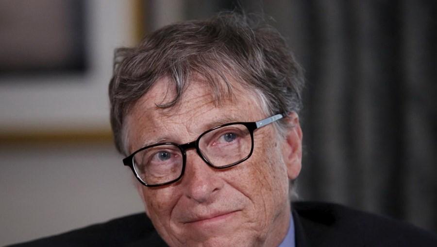 Bill Gates, fundador da Microsoft