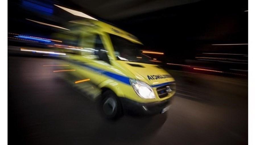 Acidente, autoestrada  A7, colisão, morte