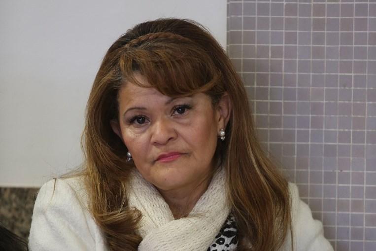 Armanda Leite, mãe de Angélico