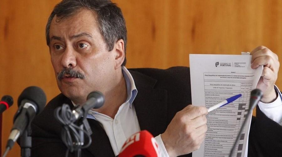 O secretário-geral da Federação Nacional dos Professores, Mário Nogueira