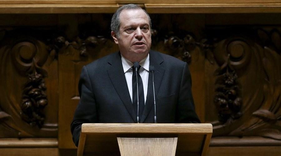 Carlos César, presidente do PS