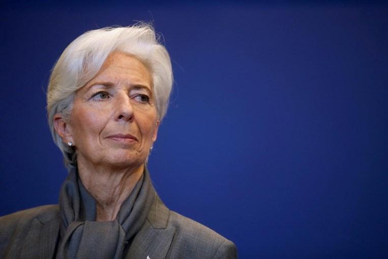 A presidente do FMI, a francesa Christine Lagarde