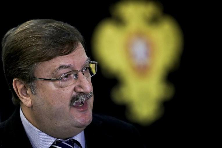 O secretário-Geral da UGT, Carlos Silva