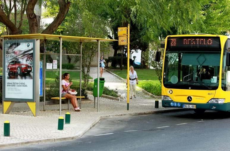A Carris opera autocarros e elétricos da Grande Lisboa