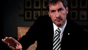 Bruno de Carvalho diz que Benfica tentou contratar Coates