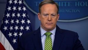 Casa Branca diz que nem Hitler usou armas químicas