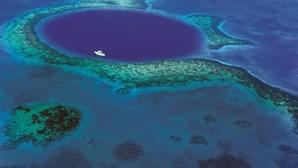 Belize é o reino de Neptuno