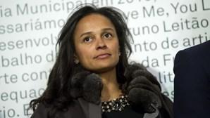 RTP noticia demissão de Isabel dos Santos