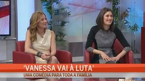 'Vanessa vai à Luta'