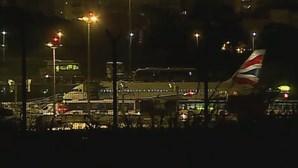 Avião aterra de emergência em Lisboa