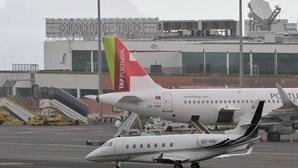 Vento forte no aeroporto da Madeira obriga ao desvio de sete voos