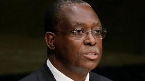 Ex-vice-presidente de Angola Manuel Vicente alvo de investigação para recuperação de ativos para o Estado