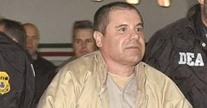 'El Chapo' está preso nos EUA