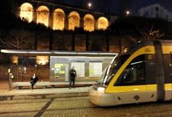 O Metro do Porto