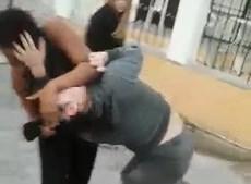 Menor foi agredida por várias raparigas em plena rua