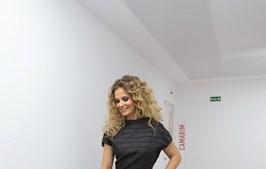 A apresentadora Cristina Ferreira