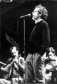 Uma das últimas aparições em palco, no Coliseu de Lisboa, em 1983