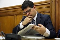 O secretário nacional do PS Eurico Brilhante Dias