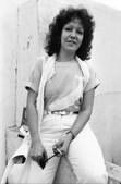 Vera Mónica em 1987