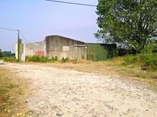 Casa de Eduardo Almeida, onde o corpo foi encontrado