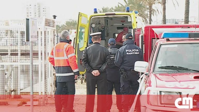 c3cc89927e4 Jovem morre ao cair ao rio em Portimão - Portugal - Correio da Manhã