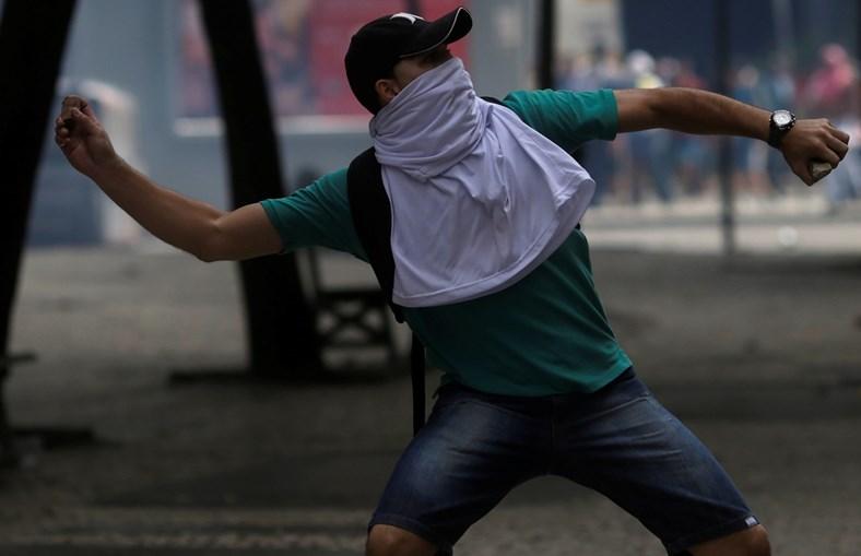 Confrontos no Rio de Janeiro