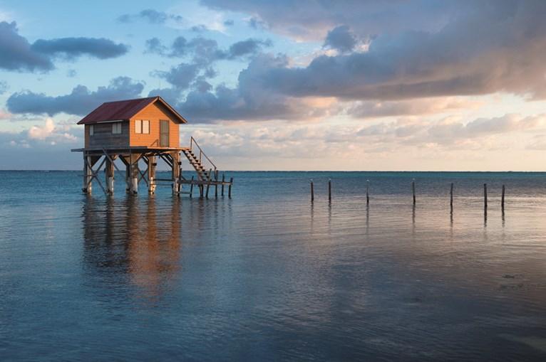 Ambergris é a ilha que mais turistas chama ao Belize