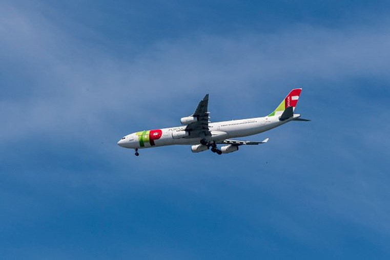 TAP Airbus A340