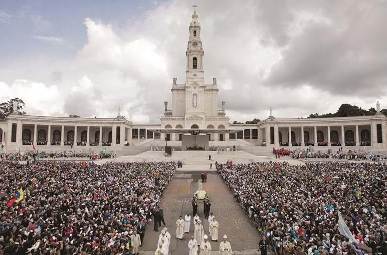 Número de fiéis na cerimónia de maio vai superar todas as outras já realizadas no Santuário