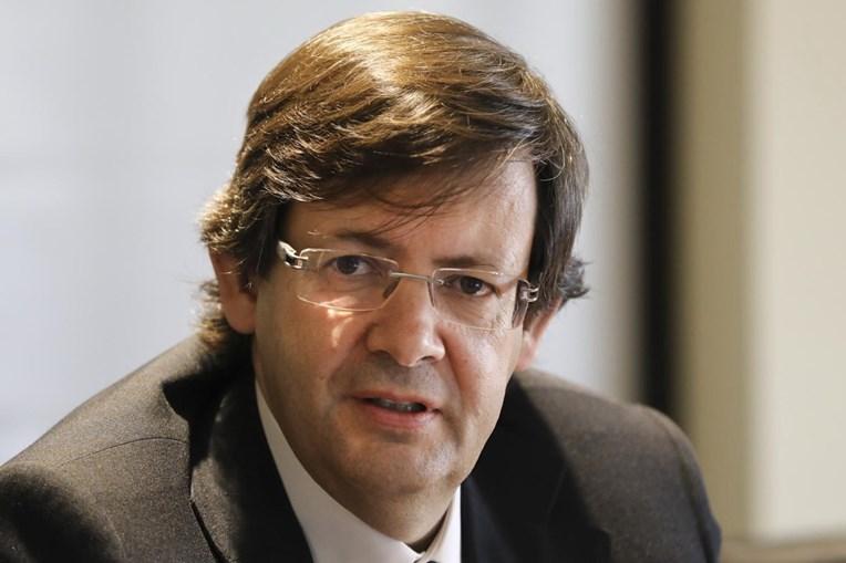 O presidente do Conselho de Administração e Administrador-Delegado do Grupo Jerónimo Martins, Pedro Soares dos Santos